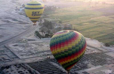 Hot Air Balloon Crash Kills Tourists in Egypt