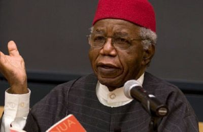 Nigerians Want Achebe Immortalized