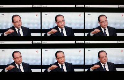 L'intervention de François Hollande