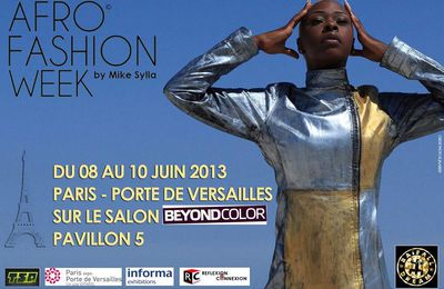 {Event} Afro Fashion Week Paris by Mike Sylla