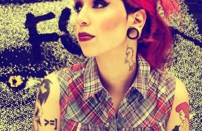 Hair color and Rock'n'Roll
