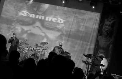 The Damned-O2ABC-Glasgow