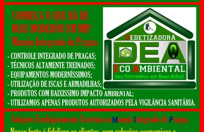 Dedetizadora Sao Paulo (11) 3427.2276-Ecologicamente correta