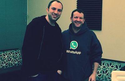 WhatsApp et Facebook : l'histoire derrière l'histoire