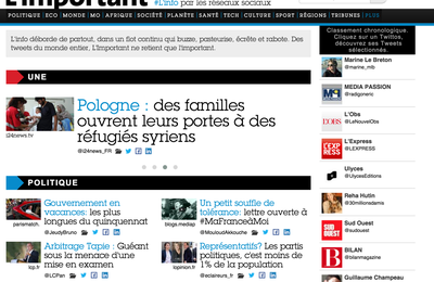 Le #flashtweet : comment une journaliste a créé...