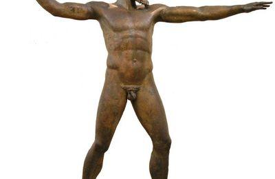 Blague : L'amant statue