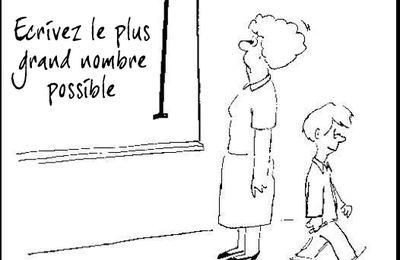 Examen de biologie humoristique