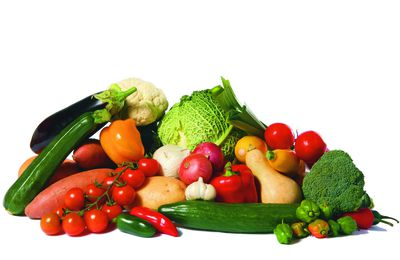 Økologiske fødevarer og helsekost?