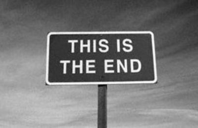 This is the end.