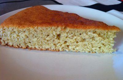 Gâteau aux noisettes en poudre