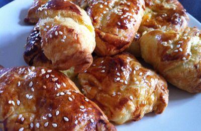 Borekas (Feuilltés de pommes de terre)