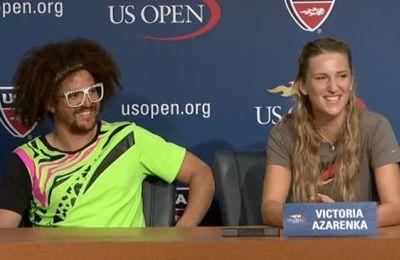 Redfoo de retour à l'US Open !