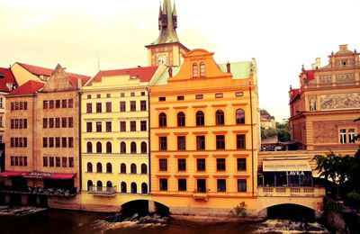 Travelling to Praha - May 2012 (Part 1)