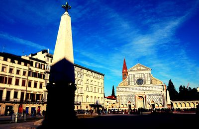 Travelling to Firenze - December 2012 (Part 1)