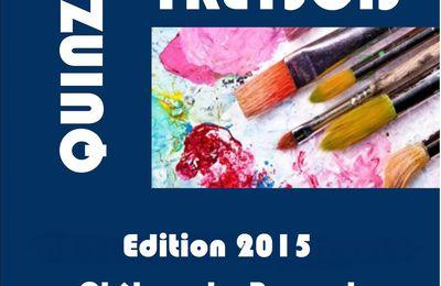 Quinzaine des artistes Tretsois - 15-30 octobre 2015