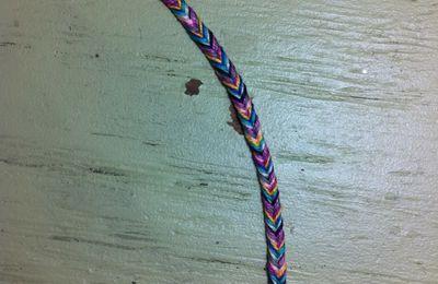 Make Your Own Fishtail Friendship Bracelet!