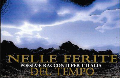 I poeti Gioia Lomasti e Emanuele Marcuccio danno alle stampe un'opera antologica con poesie e racconti a scopo benefico: «Nelle ferite del tempo»