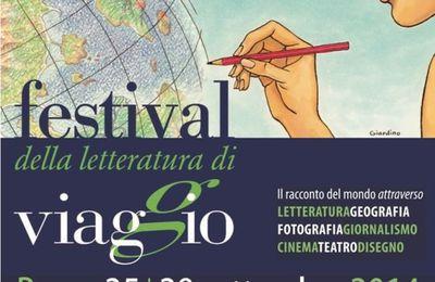 Festival della Letteratura di Viaggio 2014