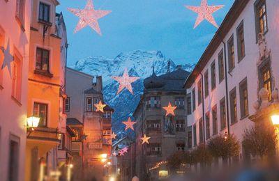 Hall Wattens, mercatini di Natale e Avvento in stile tirolese
