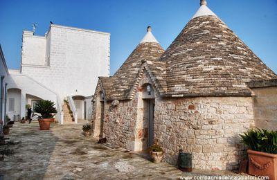 Valle d'Itria, benessere alla Masseria Ancella Resort e Winetherapy Spa