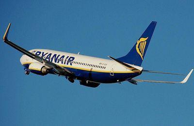 Ryanair, offerta pazzesca voli a 5 € per dicembre