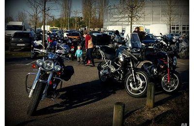 Fête de la MOTO 2014 à Pont-à-Mousson