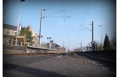 Peltre Trafic ferroviaire totalement interrompu  du samedi 04 au dimanche 5 avril 2015