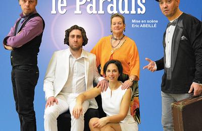 """Peltre Le CELAP """"Deux tickets pour le paradis"""" à partir du 25 mars 2016"""
