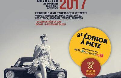 Metz Puces Vintage le 27 août