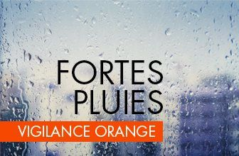Moselle Vigilance ORANGE orages, vent violent et fortes pluies