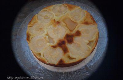 Gâteau renversé à l'ananas .....