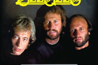 BEE GEES - SATURDAY NIGHT MIX - MAXI VINILO - 1983