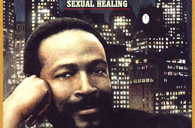 MARVIN GAYE - SEXUAL HEALING - MAXI VINILO - 1982