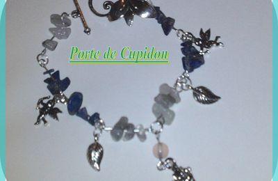 Bracelet Porte de Cupidon