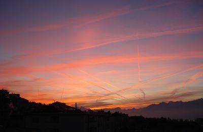 L'aube et le petit jour.