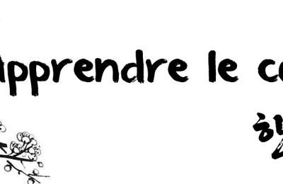 *News* Cours de coréen à Reims