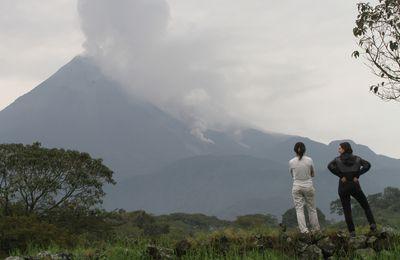 Crise Eruptive à Colima
