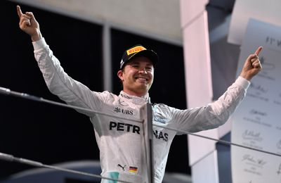 Retraite surprise de Nico Rosberg
