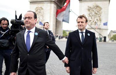 Merci pour ce quinquennat, François Hollande