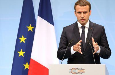 Quand Macron tente de blanchir l'Occident sur les problèmes de l'Afrique