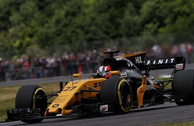 Renault F1 cherche second pilote performant d'urgence
