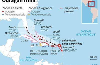 Irma ou quand la nature ne fait pas de pitié