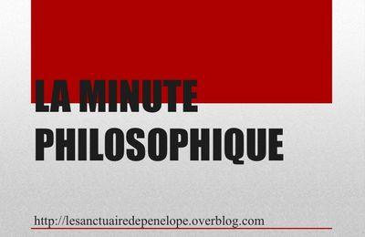La minute philosophique: l'idée de réciprocité