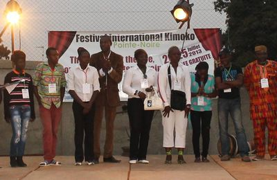 Festival International Kimoko: Sept questions à Huguette Nganga Massanga