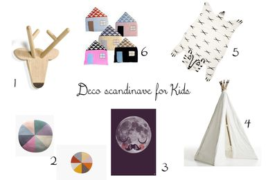 Shop list tendance #18: Du scandinave pour Kids!