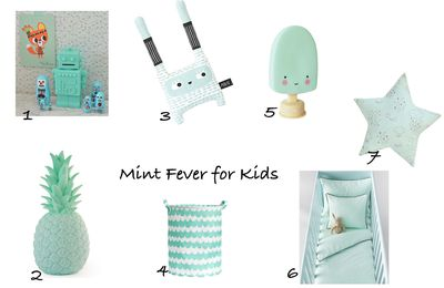 Shop List Tendance Mint