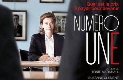 """""""Numéro Une """" : un très bon film sur le plafond de verre avec une remarquable Emmanuelle Devos"""