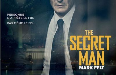 """The secret man, Mark Felt"" : un film bien ficelé mais sans doute trop daté"