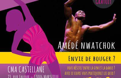 Nouveau  cours hebdomadaire avec Amédé Nwatchok le vendredi - Afro-Zumba et Batuka