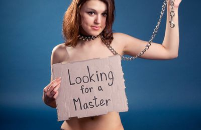 Pussy is looking for a master